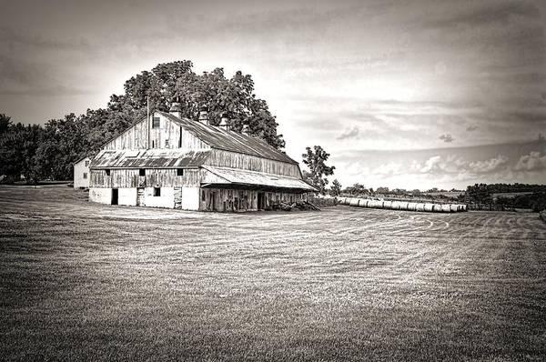 Amana Wall Art - Photograph - Amana Colonies Farm House by Scott Hansen