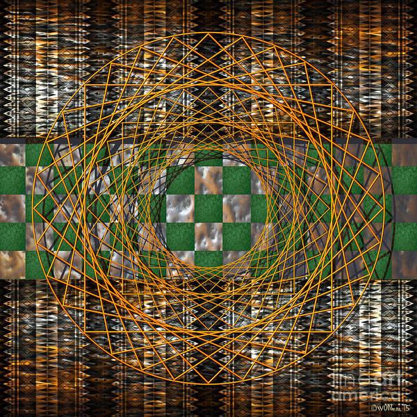 Digital Art - Amandla 2 by Walter Neal