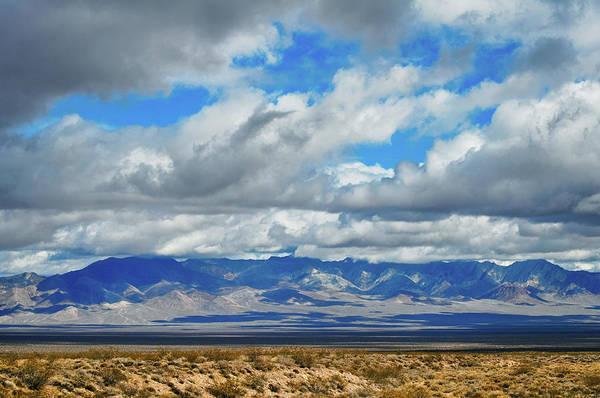 Photograph - Amargosa Desert Landscape by Kyle Hanson