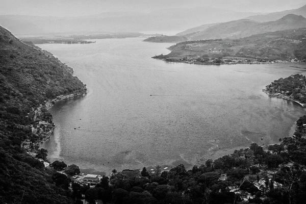 Wall Art - Photograph - Amatitlan Lake by Magdiel Veliz