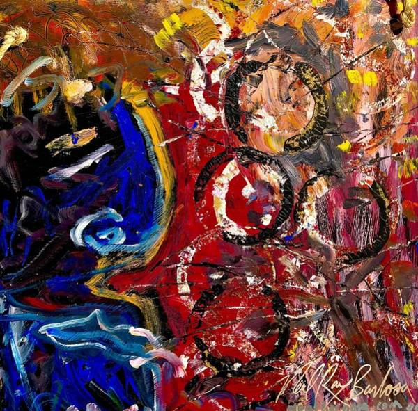 Painting - Amazed And Confused by Neal Barbosa