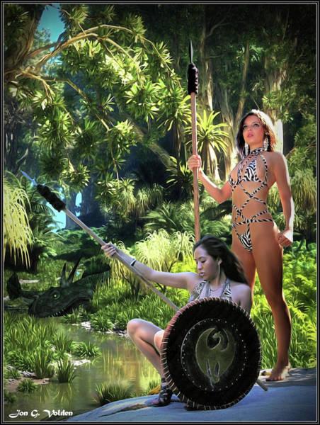 Photograph - Amazon Jungle by Jon Volden