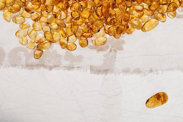 Amber #7863 Art Print