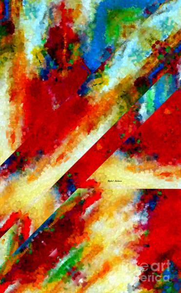 Digital Art - Ambivert by Rafael Salazar