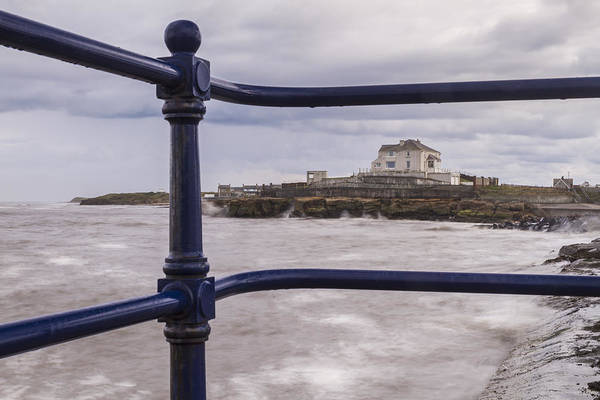 Northumbria Photograph - Amble Harbour House by David Taylor