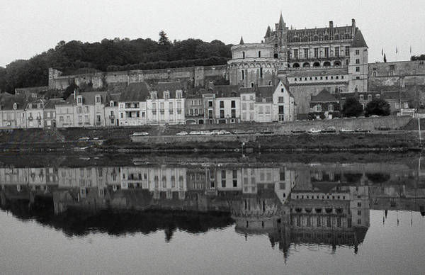 Wall Art - Photograph - Amboise Reflections by Terence Davis