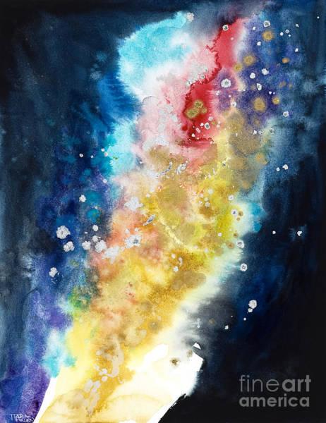 Tara Painting - Ambundance by Tara Thelen - Printscapes