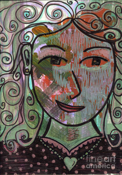 Painting - Amelia by Susan Hendrich