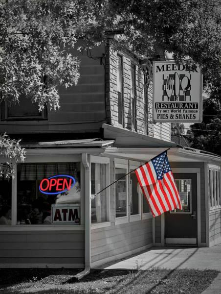 Photograph - America by Rebecca Samler