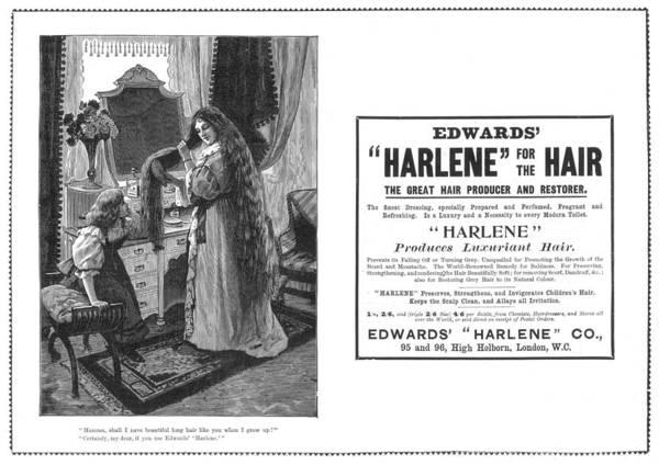 Photograph - American Advertisement by Granger