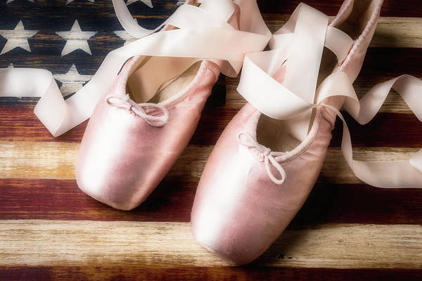 Wooden Shoe Photograph - American Ballet by Garry Gay