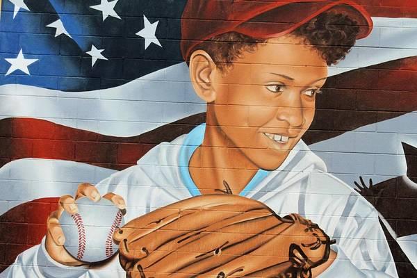 Softball Photograph - American Baseball by G Berry