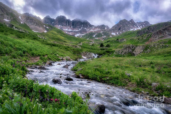 Photograph - American Basin by Bitter Buffalo Photography