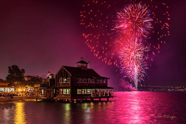Photograph - American Celebration by Dan McGeorge