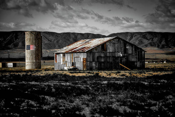 Photograph - American Cylo - Lancaster, California  by Gene Parks