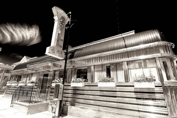 Photograph - American Diner by John Rizzuto