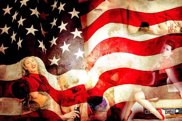 Photograph - American Dream by John Rizzuto