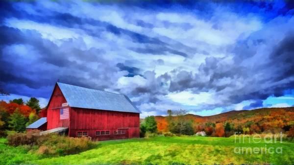 Wall Art - Painting - American Farmer by Edward Fielding