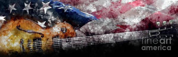 Wall Art - Painting - American Heritage by Jon Neidert