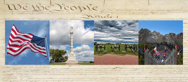 Photograph - American History Mug Shot by John M Bailey