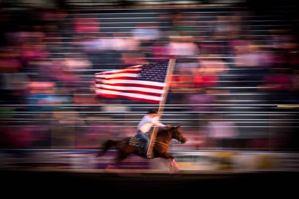 Lewiston Photograph - American Horse Glory by Brad Stinson