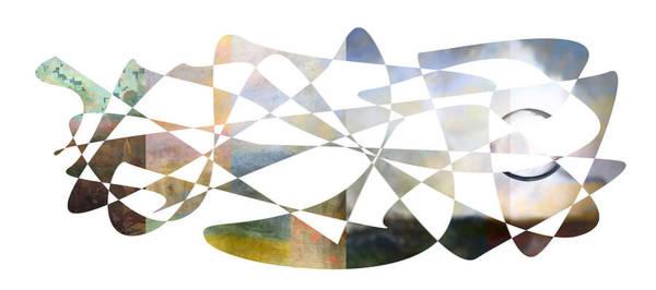 Digital Art - American Intellectual 10 by David Bridburg