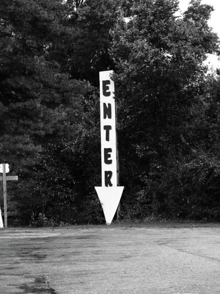 Roadside Attraction Wall Art - Photograph - American Interstate - Missouri I-70 Bw by Frank Romeo