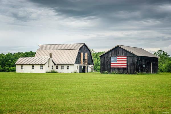 Photograph - American Pride by Ryan Wyckoff