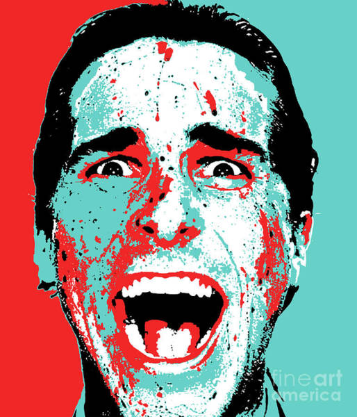 American Psycho Art   Fine Art America
