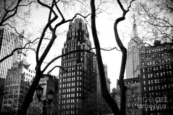 Photograph - American Radiator Building by John Rizzuto