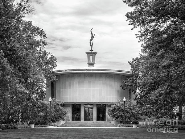 Photograph - American University Kay Chapel by University Icons