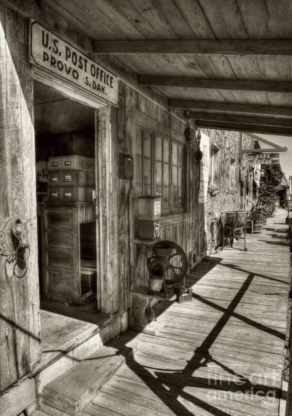 Photograph - American Wild West #2 Sepia Tone by Mel Steinhauer