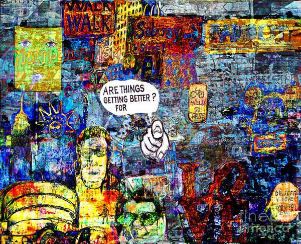 Panama Digital Art - Americana 3 by Andy  Mercer
