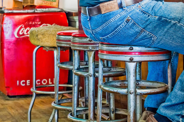 Photograph - Americana Break Time by Robin Zygelman