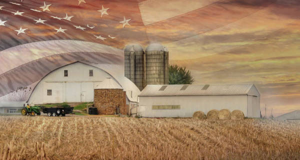 Wall Art - Photograph - Americana by Lori Deiter