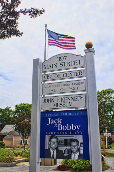 Photograph - Jack And Bobby Kennedy - Americana Series 05 by Carlos Diaz