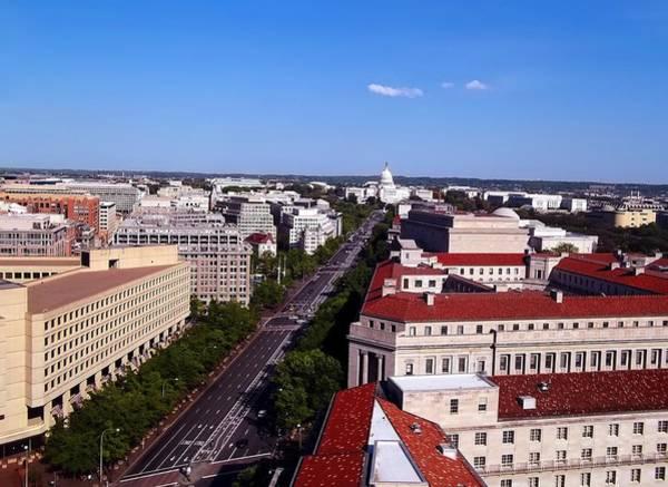 Photograph - America's Capital by Danielle R T Haney
