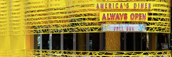 Photograph - Americas Diner by SR Green