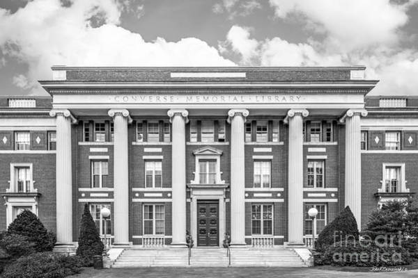 Photograph - Amherst College Converse Hall by University Icons