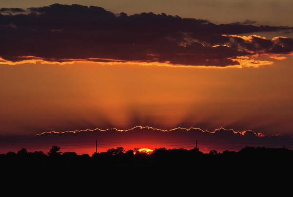Wall Art - Photograph - Amherstburg Sunset by Cale Best