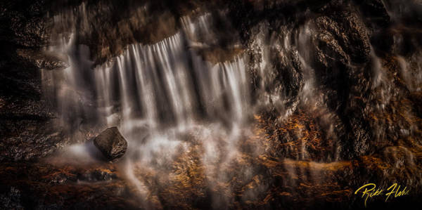 Photograph - Amicalola Falls Closeup by Rikk Flohr