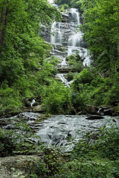 Photograph - Amicalola Falls by Jemmy Archer