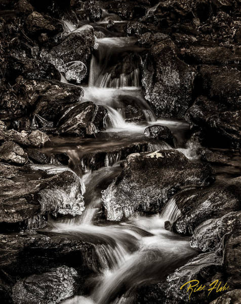 Photograph - Amicalola Falls Stair Steps by Rikk Flohr