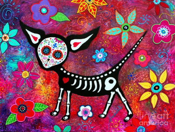 Painting - Amor Pelado by Pristine Cartera Turkus
