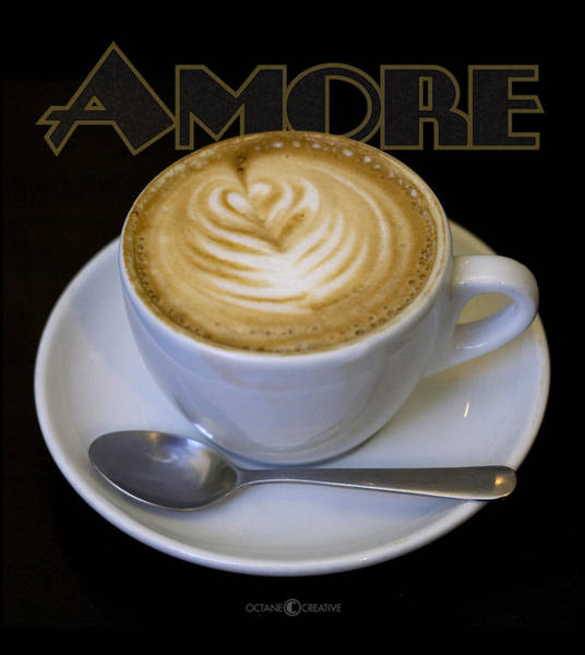 Photograph - Amore Poster by Tim Nyberg