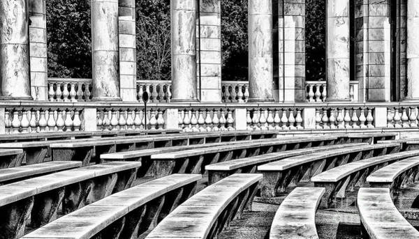 Photograph - Amphitheater by Paul W Faust - Impressions of Light