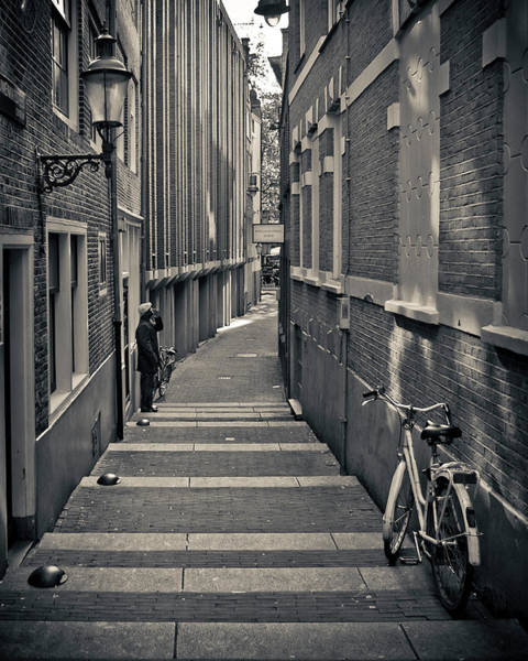 Photograph - Amsterdam by Adam Romanowicz