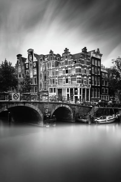 Holland Photograph - Amsterdam, Brouwersgracht by Ivo Kerssemakers