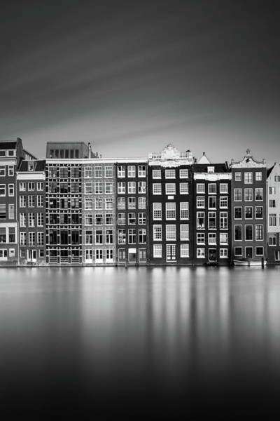Holland Photograph - Amsterdam, Damrak I by Ivo Kerssemakers