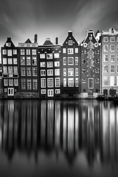 Amsterdam Photograph - Amsterdam, Damrak II by Ivo Kerssemakers